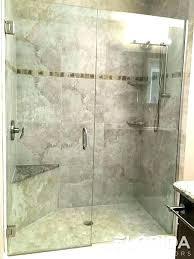 cost of glass shower door various shower door cost glass shower enclosures cost with best doors cost of glass shower door