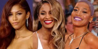 12 best hair colors for dark skin tones