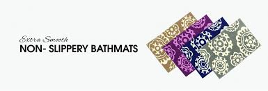 non slip bathroom mats