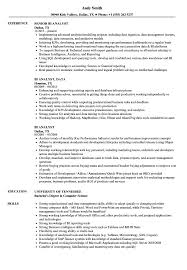 Power Bi Resume Bi Analyst Resume Samples Velvet Jobs 1