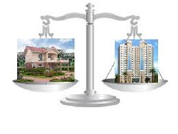 Advantages and Disadvantages - Independent House vs Apartment? - Good Home  Advisor