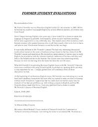 teacher letter of recommendation letter of recommendation for teaching position sample letter of