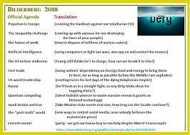Agenda List Bilderberg Org View Topic Bilderberg 2018 Attendee List