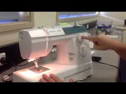 Brother Sewing Machine Straight Stitch Settings
