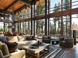 Interior Design Mountain Homes Set Simple Inspiration