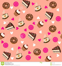 cake pattern wallpaper. Fine Pattern Pattern With Cakes Stock Dessert Clipart Wallpaper Image Library With Cake Wallpaper V