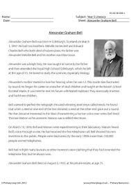 how to write an introduction in alexander graham bell essay comparing the two poems when we two parted and la belle dame sans mer education essay alexander graham bell and his role in oral education by brian h