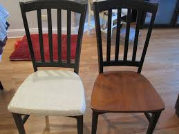 clear vinyl dining room chair covers 28 images dining