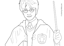 Adult Harry Potter Coloring Pages Harry Potter Coloring Pages