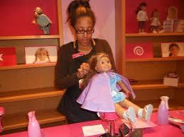 doll salon will fix your dolls hair