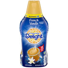 Use stir sticks to mix and blend the creamer. Ewg S Food Scores International Delight Coffee Creamer French Vanilla