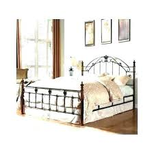 Cast Iron Bed Frame Queen Wrought Iron Bed Frames Wrought Iron Bed ...