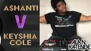 Ashanti vs Keyshia Cole Verzuz Mix (HIT ...