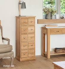 image 1 showing mobel oak. Brilliant Mobel Baumhaus Mobel Oak MultiDrawer DVD  CD Storage Chest  Style Our Home  To Image 1 Showing E