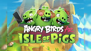 Angry Birds AR: Isle of Pigs Now Available For Android Devices