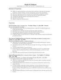Sales Representative Job Description Resume Free Resume Example