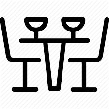 Resultat d'imatges de simbol restaurant