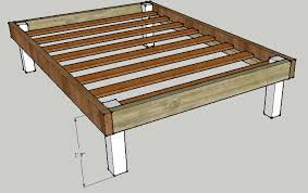 Simple Twin Bed Frame Plans how to build a wooden bed frame sonicloans  bedding ideas small home decor inspiration