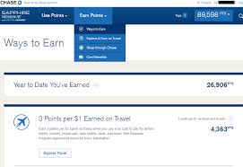 maximize chase ultimate rewards points with every purchase