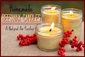 How To Make Beeswax Candles Natural Beeswax Candles