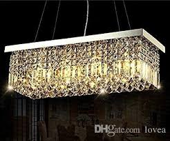 affordable small teardrop crystal chandelier
