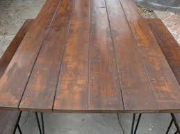 Picnic Table Dining Room Dream2devise Antique Picnic Table New Dining Room Table
