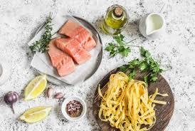 the nutrients in sockeye salmon