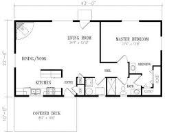Attractive Floor Plan For 20 X 40 1 Bedroom   Google Search