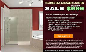 glass shower design. Frameless Shower Screens Glass Design D