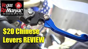 $20 Chinese Pivot breakaway <b>Clutch</b> and <b>Brake LEVER</b> REVIEW ...