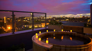 ten of the best hotel jacuzzis in london bermondsey square hotel