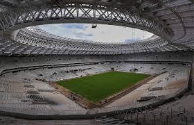 Fifa Reconstruction Works At Luzhniki Stadium In Line With
