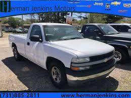 Used 2000 Chevrolet Silverado 1500 For Sale Union City, TN   Stock ...