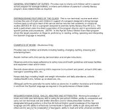 Child Care Resume Template Unusual Resume For Childcarere Cv Child Worker Covering Letters 23