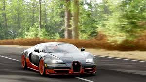 With a remarkable top speed of 267 mph (431 km/h), it was the world's fastest production car until it has been unofficially surpassed by the hennessey venom gt in 2014. Steam Community Screenshot Forza Horizon 4 Bugatti Veyron Super Sport