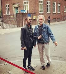 The Beatles Polska: Klaus Voorman zaśpiewał z Ringo i udał się z Beatlesem na sentymentalną wycieczkę