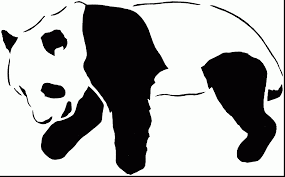 Small Picture impressive giant panda bear coloring pages with panda coloring