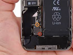 iphone s battery replacement ifixit step 4 battery