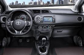 All-new 2012 Toyota Yaris Pictures, Info - Europe - AutoTribute