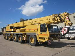 Grove 130 Ton Crane Load Chart Grove Gmk5130 130 Ton 1 500 Hours Only Mobile Cranes For