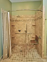 traditional shower designs. Handicap Shower Design Bathroom Modern With Barrier Free Curbless Traditional Designs O