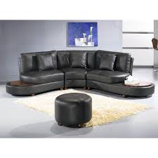 contemporary luxury furniture living room bedroom la furniture in usa ev 2229 contemporary black leather sectional modern furniture luxury