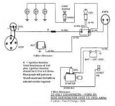ford tractor 12 volt conversion wiring diagrams simple wiring 1953 ford jubilee wiring diagram fresh wiring diagram in addition ford lawn tractor wiring diagram ford tractor 12 volt conversion wiring diagrams