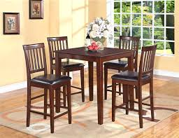 tall dining set kitchen tables high table tall dining set dining room table sets kitchen table
