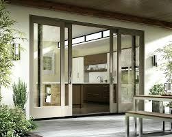 exterior doors exterior doors double sliding doors exterior sliding patio doors with built in blinds