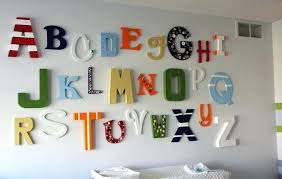 wall letters for nursery decor decorative decorating ideas mirrored
