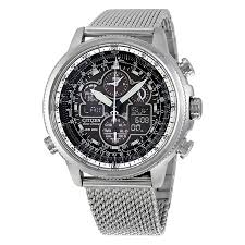 citizen navihawk utc eco drive chronograph men s watch jy8030 83e