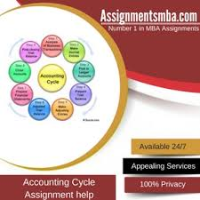 accounting cycle mba assignment help online business assignment  accounting cycle assignment help