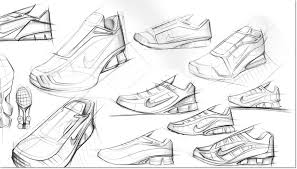 industrial design sketches shoes. http://www.michaeldefazio.com/images/sketch_shoes.jpg industrial design sketches shoes a