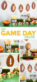 Korean Themed Party Decorations 17 Best Ideas About Football Party Decorations On Pinterest